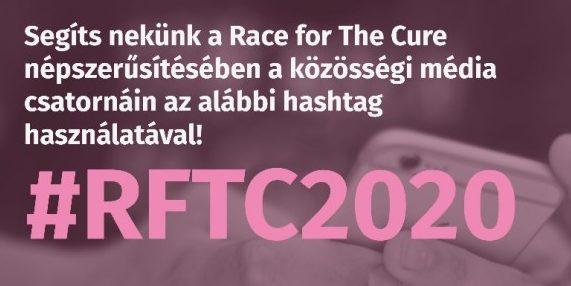 Race for the Cure – séta és futás a mellrákos nők támogatásáért