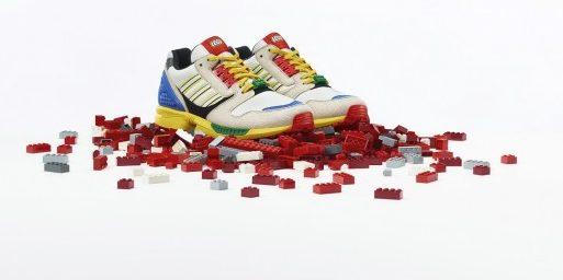 Az adidas Originals és a LEGO Csoport bemutatja: a különleges ZX 8000 modellt