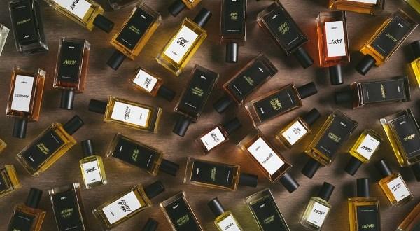 LUSH egyedülálló parfümök őszre – Neked vagy szeretteidnek