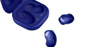 A Galaxy Buds Live a Samsung hét ideje alatt Misztikus Kék színben is elérhető