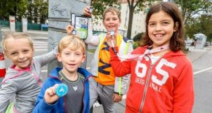 Mozgást ösztönző játékot indítottak Bécsben