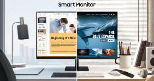 Lifestyle Smart Monitor a Samsungtól