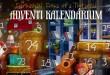 Online adventi kalendáriummal készül Farkasházi Réka