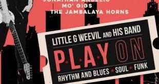 Little G Weevil Play On (Játssz, tovább)