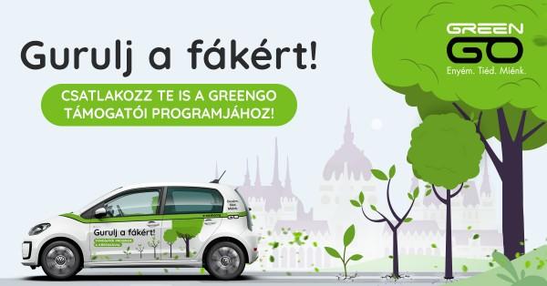 Elektromos autózással fákra gyűjthetünk
