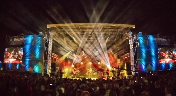 Augusztusra költözik, és magyar produkciókkal jön a VeszprémFest!
