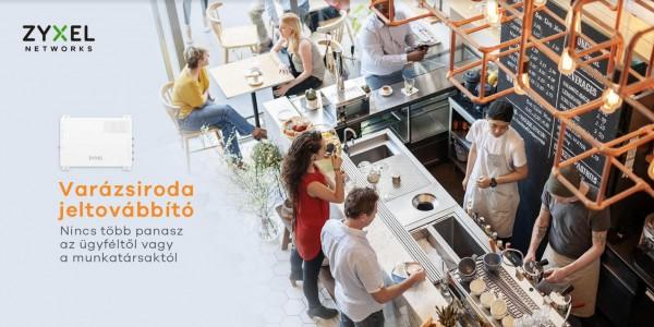 Az 5G technológia a kisvállalkozásoknak is jár