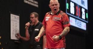 Hungarian Darts Trophy – A nagymenők nyolcaddöntősök Budapesten