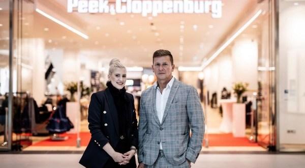 Megnyitott az első budai Peek & Cloppenburg