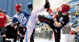 Fésű Lajos duplázott a budapesti kick-box világkupán