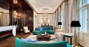 """A Matild Palace, a Luxury Collection Hotel, Budapest """"Magyarország vezető szállodája"""""""