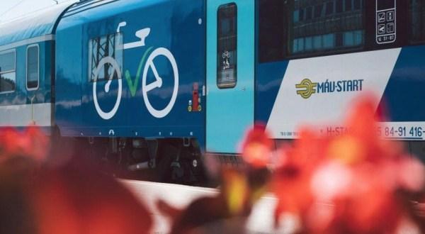 Az őszi szünetben is sok izgalmas útvonalat ajánl a MÁV-START a kerékpárosoknak