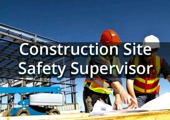Construction Site Safety Supervisor