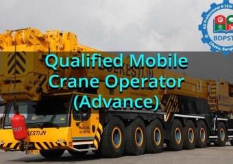 Safe Operation of Mobile Crane Operator (Refresh)