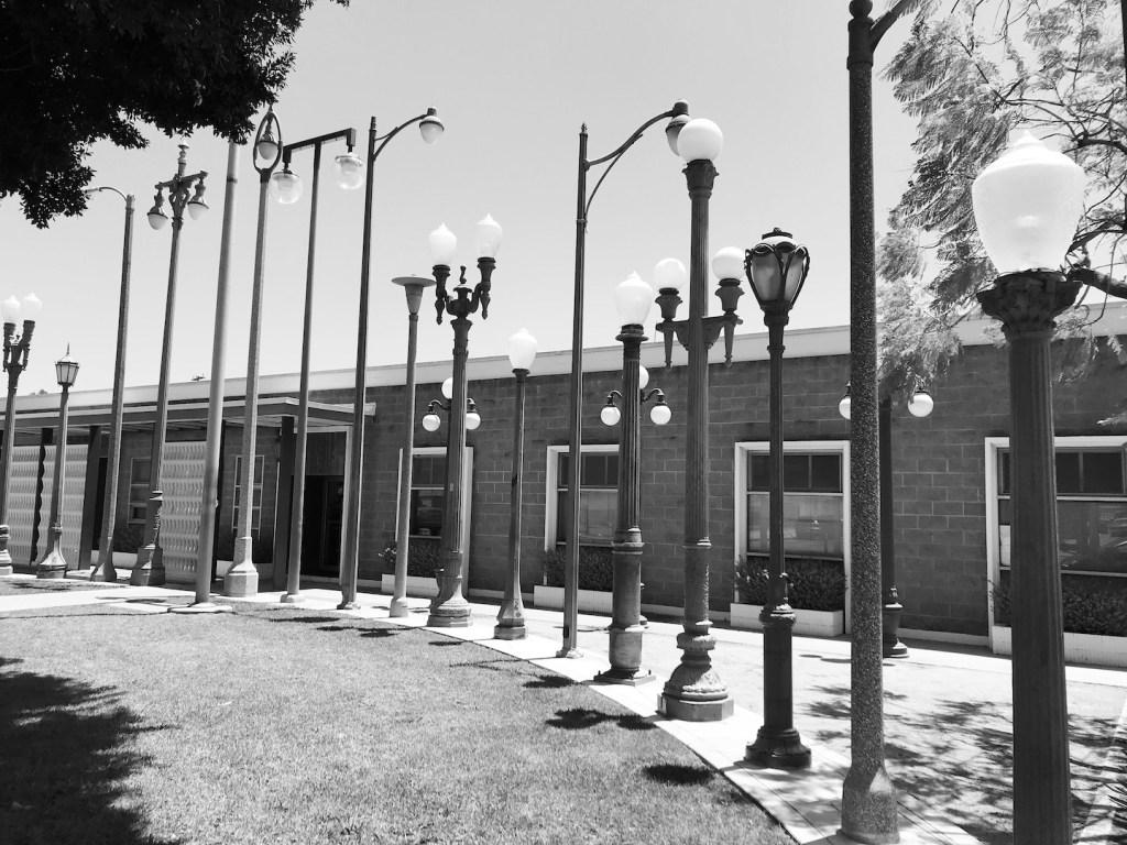 the bureau of street lighting in the