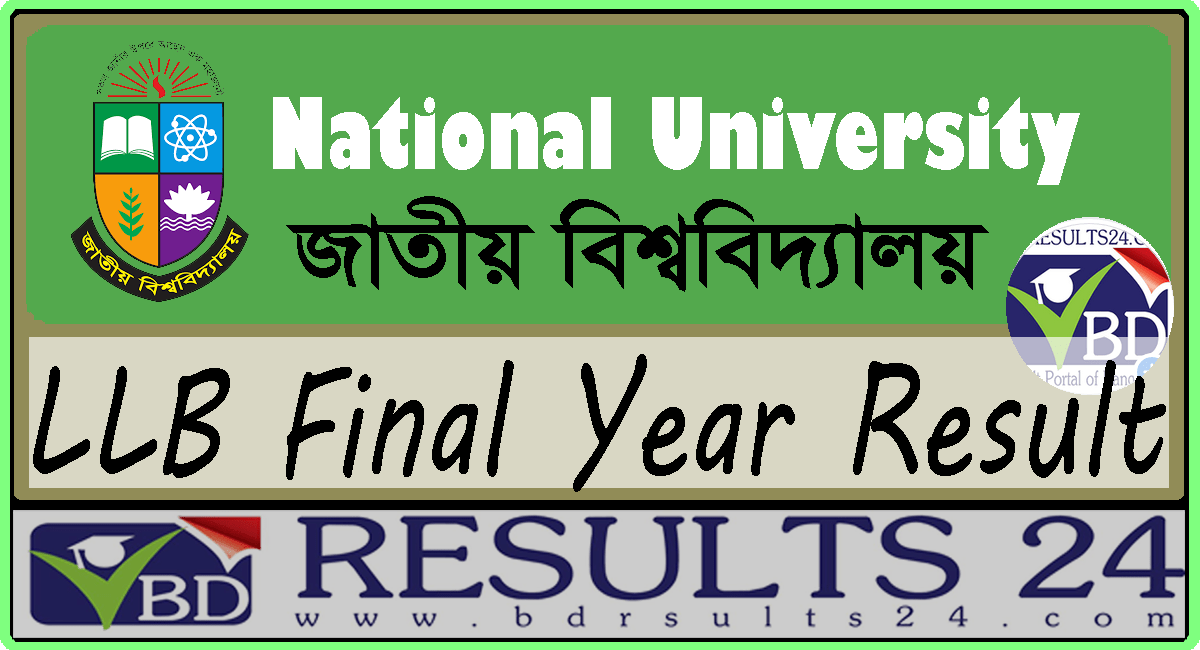 National University LLB Final Year Result