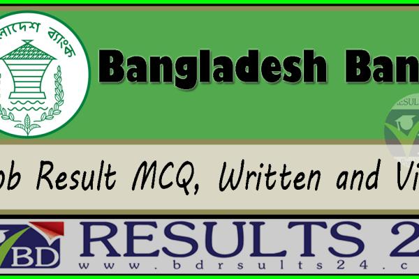 Bangladesh Bank Job Result