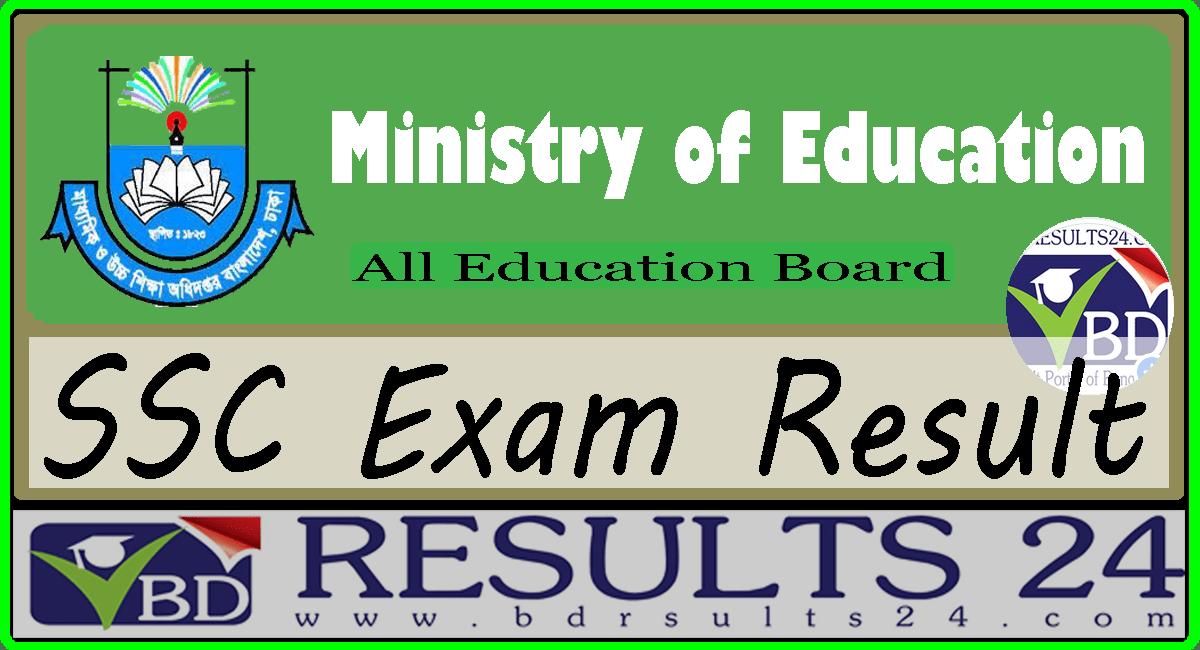 SSC Result Education Board Results Gov BD