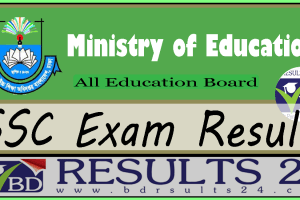 SSC Result Education Board Results Gov BD