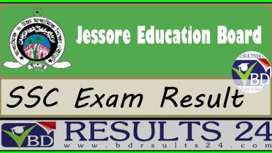 SSC Result Jessore Education Board