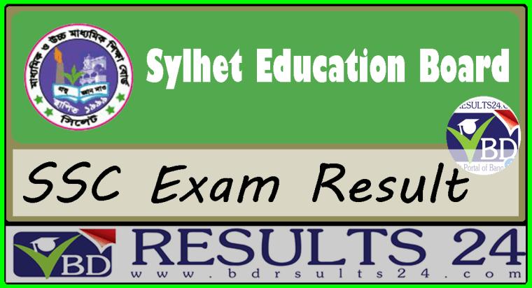 SSC Result Sylhet Education Board