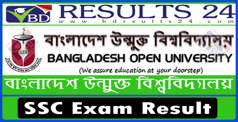 Bangladesh Open University SSC Result