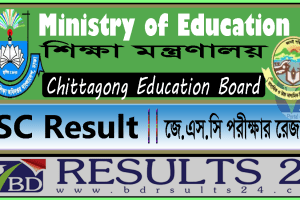 JSC Result Chittagong Education Board