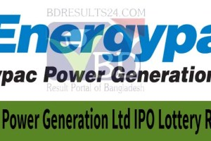 Energypac Power Generation Ltd IPO Lottery Result 2021