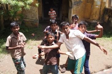 They don't see many cameras - Kochi, Kerala, India