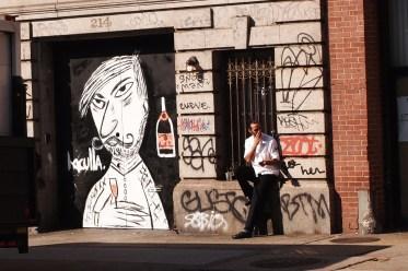 Man of Simple Pleasures (New York, 2011)