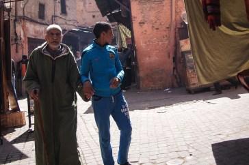Strangers (Marrakech, 2012)