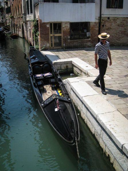 Boatman (Venice, 2010)