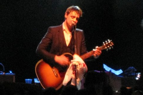 Pete Doherty (Hammersmith, London 2012)