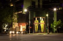 Meet me on the corner... (Melbourne, Australia 2016)