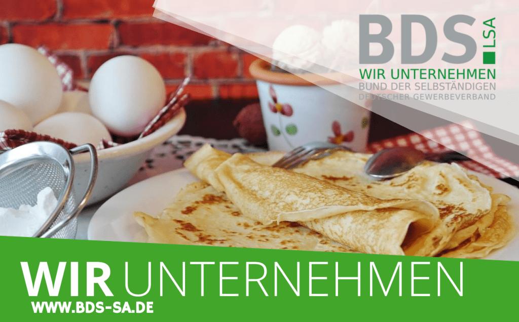 BDS Sachsen-Anhalt: Unternehmerfrühstück