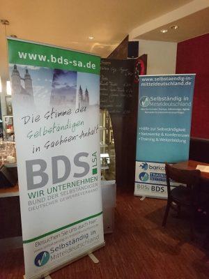 Selbständig in Mitteldeutschland ist das gemeinsame Label vom BDS Sachsen-Anhalt mit seinen mitteldeutschen Partnern.