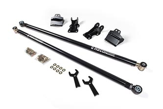 BDS RECOIL TRACTION BARS FOR 01-10 CHEVY 3/4 TON & 1 TON
