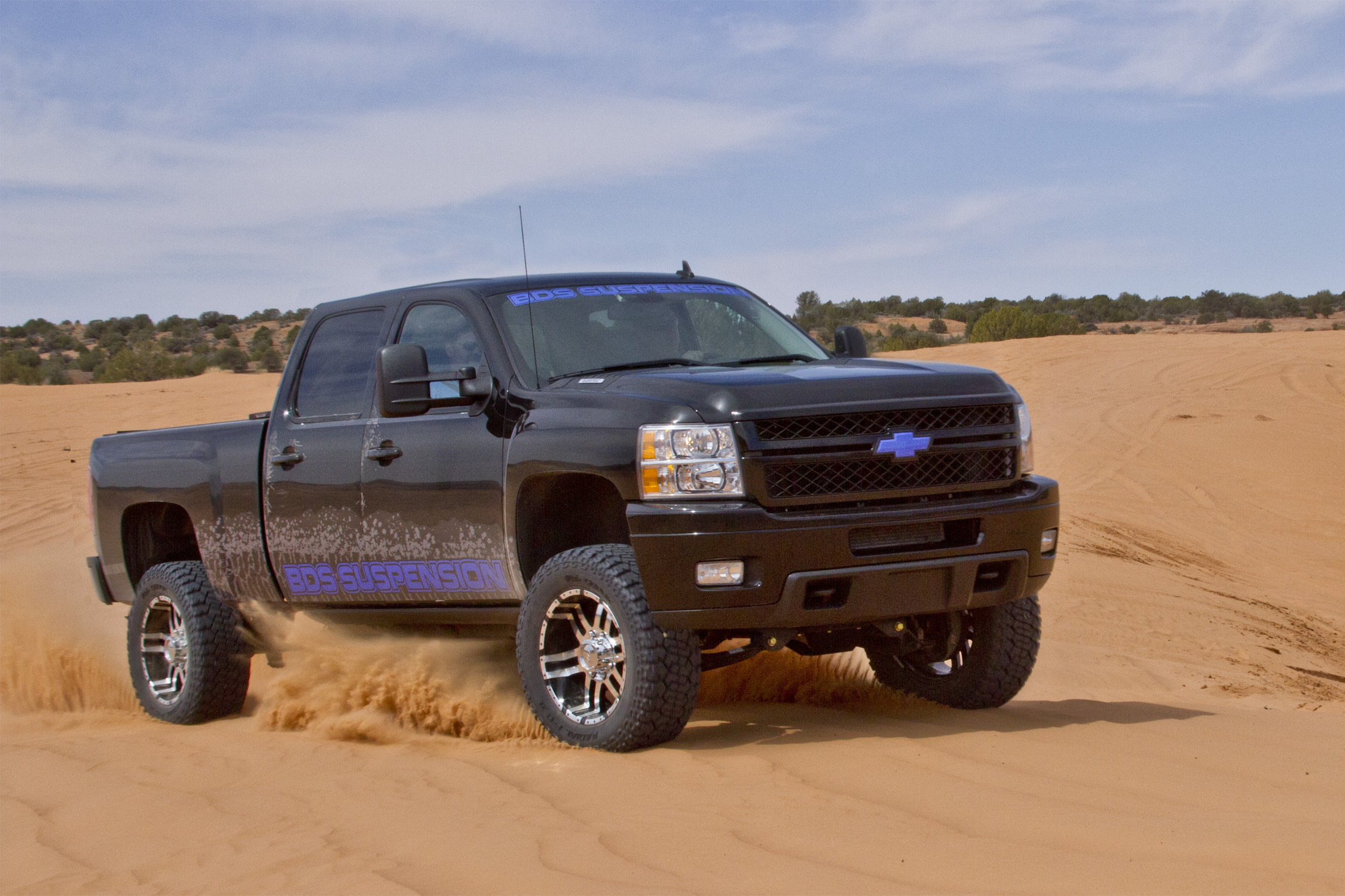 small resolution of chevy 2500 w 4 5 lift kit view high res image