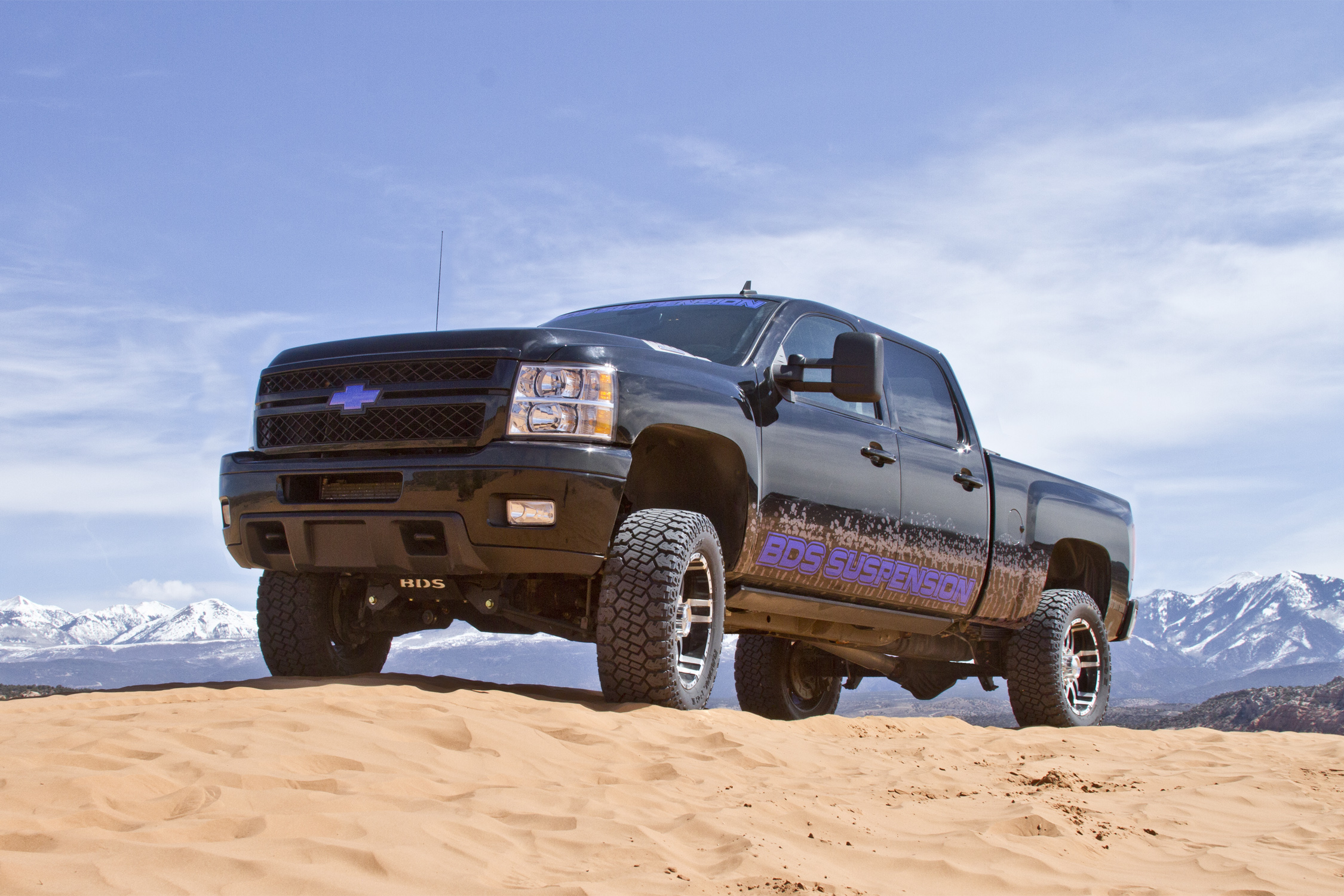 medium resolution of chevy 2500 w 4 5 lift kit view high res image