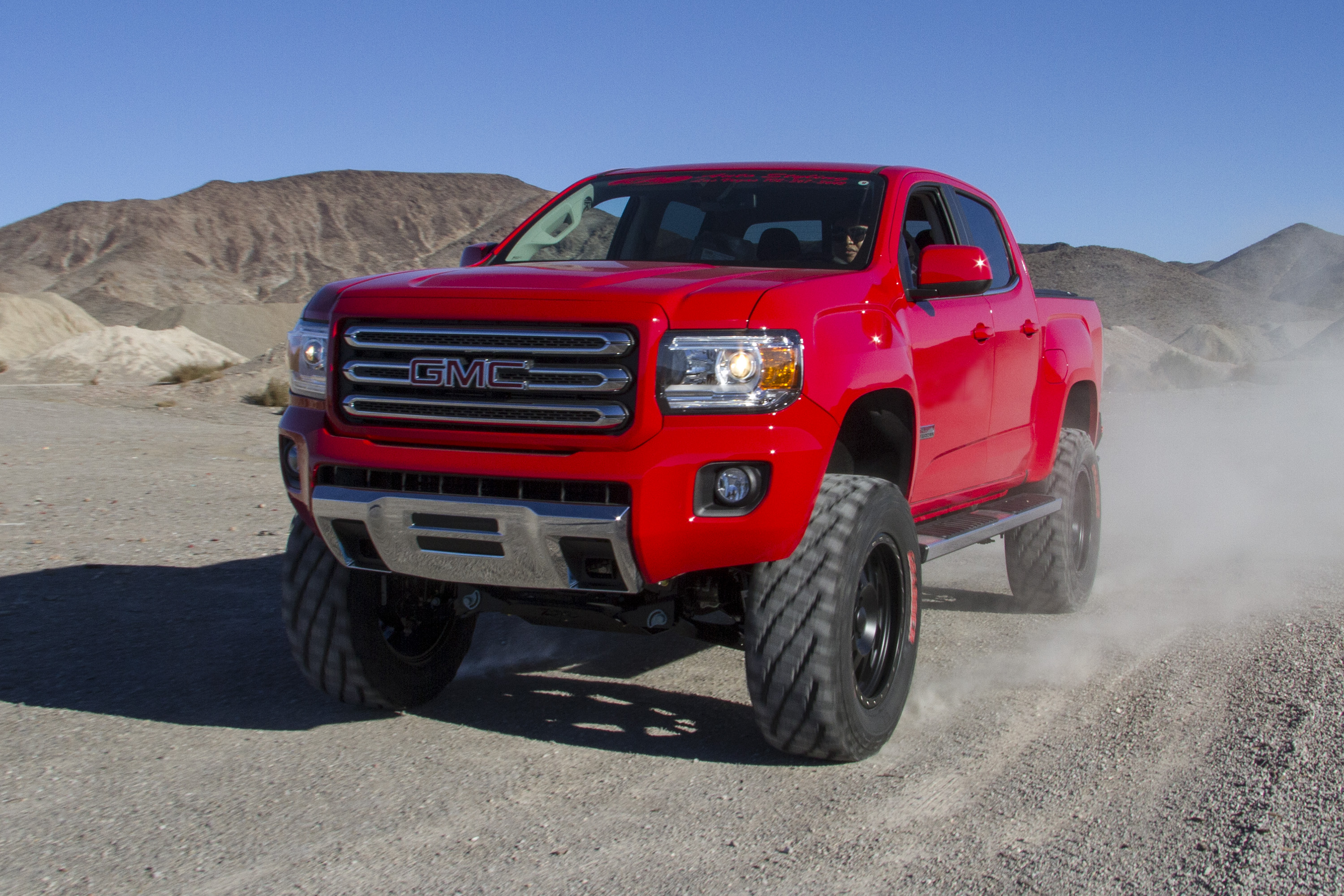 2015 Chevy Colorado Bds