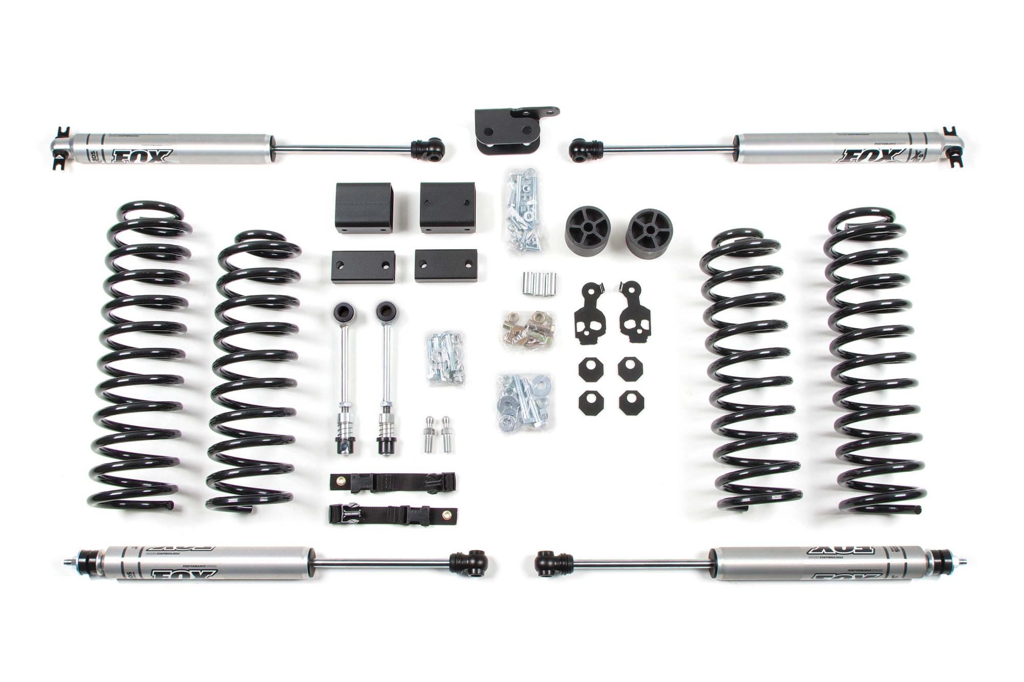 hight resolution of shocks shown may differ from base kit