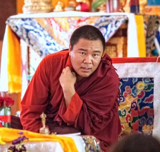 Chakung Jigme Wangdrak Rinpoche