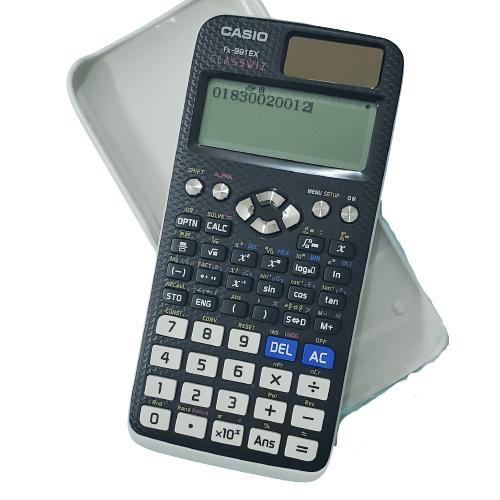 fx 991ex