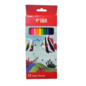 Titi 12 Color Pencil