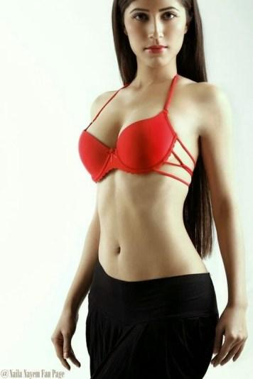 Naila Nayem hot bikini photos1