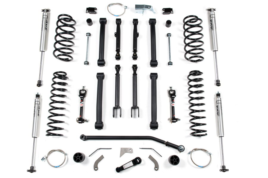 1997 to 2006 Jeep Wrangler TJ/LJ Lift Kits