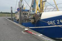 Am Hafen von Norddeich