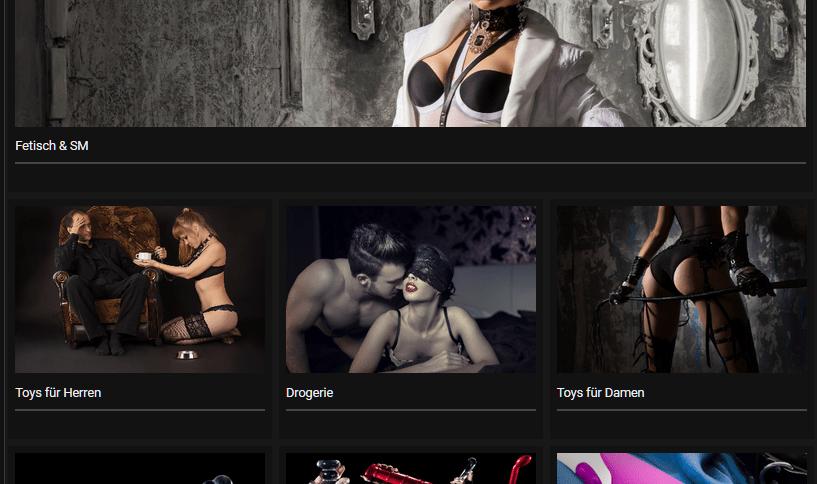 BDSM-Erotikshop