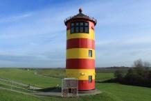Der Leuchtturm in Pilsum