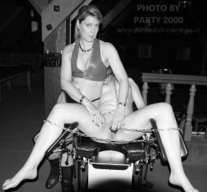 BDSM stoel